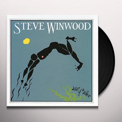 Steve Winwood ARC OF A DIVER Vinyl Record - 180 Gram Pressing, Reissue