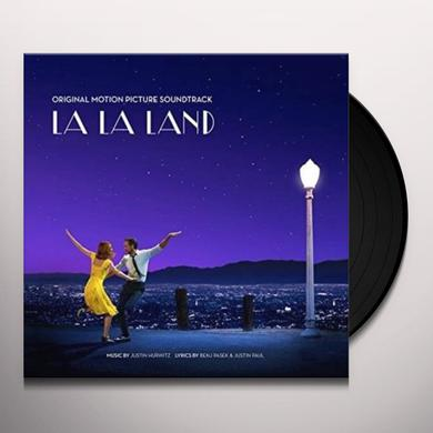 La La Land Original Soundtrack Vinyl Record
