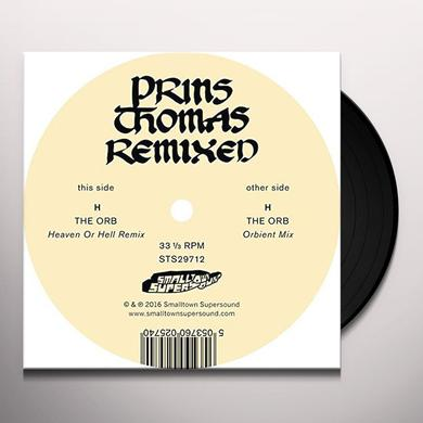 Prins Thomas ORB REMIXES Vinyl Record