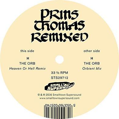 Prins Thomas ORB REMIXES Vinyl Record
