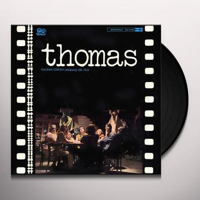 Amedeo Tommasi THOMAS: COLONNA SONORA ORIGINALE DEL FILM - O.S.T Vinyl Record