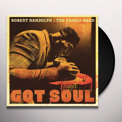 Robert Randolph & Family Band GOT SOUL Vinyl Record