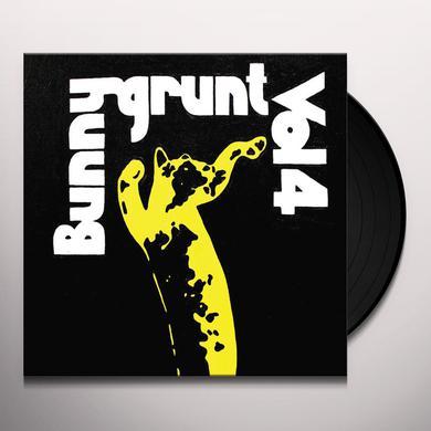 Bunnygrunt VOL.4 Vinyl Record