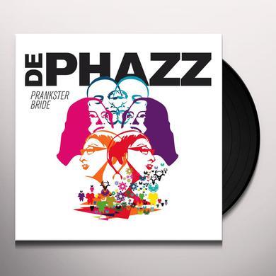 De-Phazz PRANKSTER BRIDE Vinyl Record