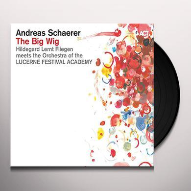 Andreas Schaerer BIG WIG Vinyl Record