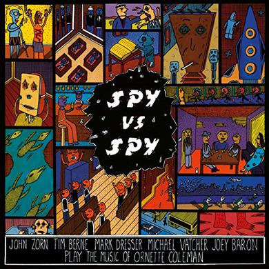 John Zorn SPY VS SPY: MUSIC OF ORNETTE COLEMAN Vinyl Record