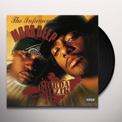 Mobb Deep MURDA MUZIK Vinyl Record