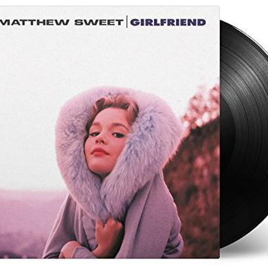 Matthew Sweet GIRLFRIEND Vinyl Record