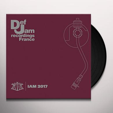 IAM I AM 2017 Vinyl Record