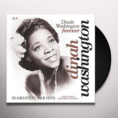 Dinah Washington FOREVER: 35 GREATEST R&B HITS Vinyl Record