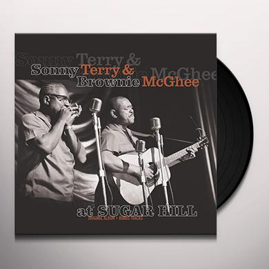 Sonny Terry / Brownie Mcghee AT SUGAR HILL Vinyl Record
