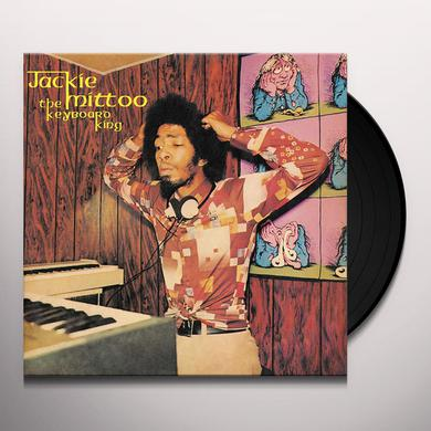 Jackie Mittoo KEYBOARD KING Vinyl Record