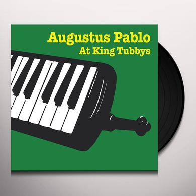 AUGUSTUS PABLO AT KING TUBBYS Vinyl Record