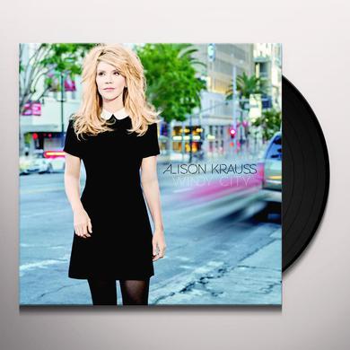 Alison Krauss WINDY CITY Vinyl Record