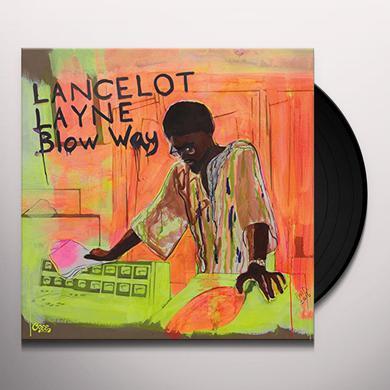 Lancelot Layne BLOW AWAY Vinyl Record