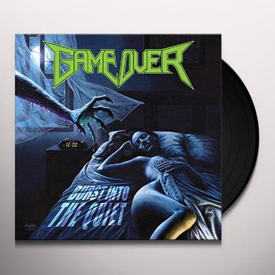 Game Over BURST INTO THE QUIET Vinyl Record