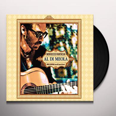 Al Dimeola MOROCCO FANTASIA Vinyl Record