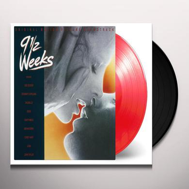 9 1 / 2 Weeks / O.S.T. 9 1/2 WEEKS / O.S.T. Vinyl Record