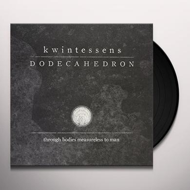 Dodecahedron KWINTESSENS Vinyl Record