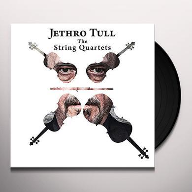 JETHRO TULL: STRING QUARTETS Vinyl Record