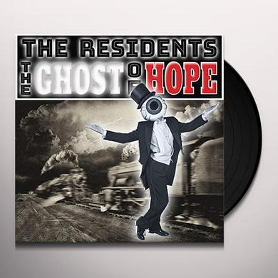 Residents GHOST OF HOPE Vinyl Record