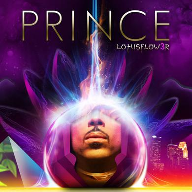 Prince LOTUS FLOW3R / MPLSOUND (2017 EDITION) Vinyl Record