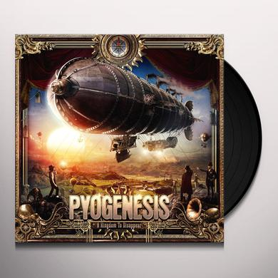 Pyogenesis A KINGDOM TO DISAPPEAR Vinyl Record