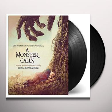 Fernando Velazquez A MONSTER CALLS / O.S.T. Vinyl Record