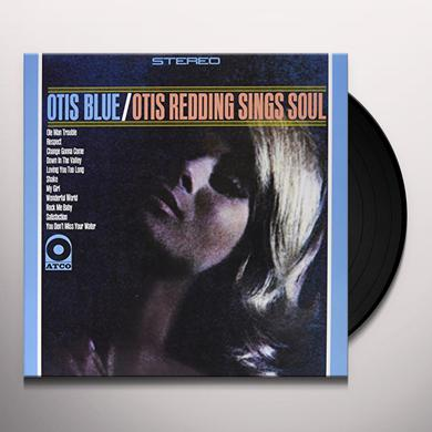 Otis Redding OTIS BLUE Vinyl Record