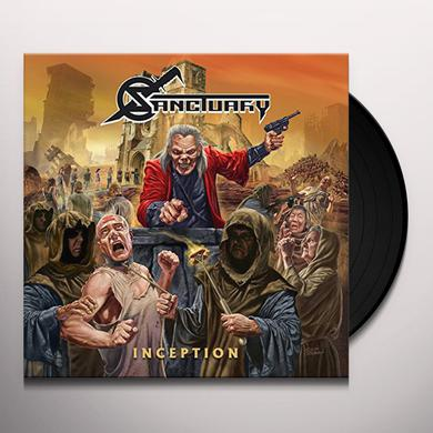 Sanctuary INCEPTION Vinyl Record