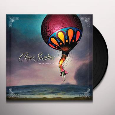 Circa Survive ON LETTING GO: DELUXE TEN YEAR EDITION Vinyl Record