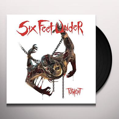 Six Feet Under TORMENT Vinyl Record