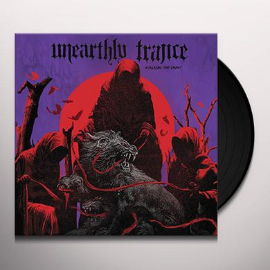 Unearthly Trance STALKING THE GHOST Vinyl Record