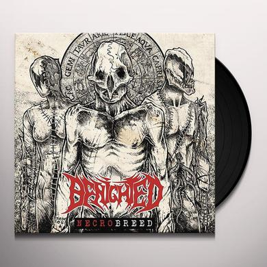 Benighted NECROBREED Vinyl Record