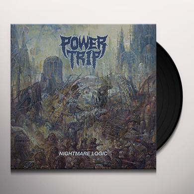 Power Trip NIGHTMARE LOGIC Vinyl Record