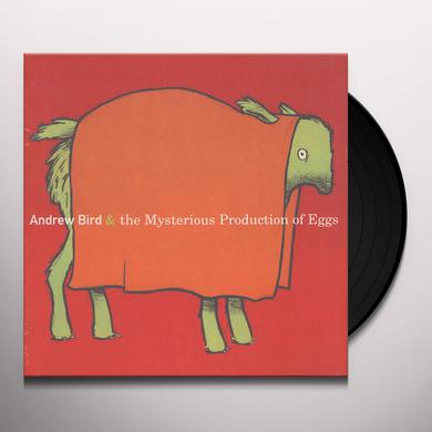 Andrew Bird MYSTERIOUS PRODUCTION OF EGGS Vinyl Record