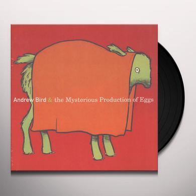 Andrew Bird MYSTERIOUS PRODUCTION OF EGGS Vinyl Record