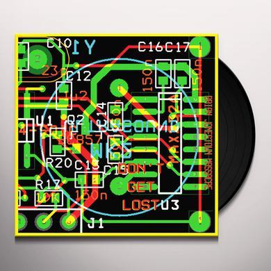 Brian Jonestown Massacre DON'T GET LOST Vinyl Record