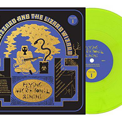 King Gizzard & The Lizard Wizard FLYING MICROTONAL BANANA Vinyl Record