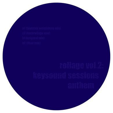 Blackdown ROLLAGE 2: KEYSOUND SESSIONS ANTHEM Vinyl Record