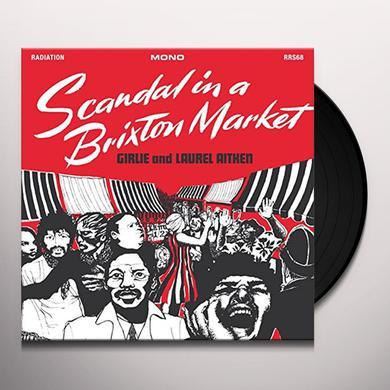 Laurel Aitken SCANDAL IN A BRIXTON MARKET Vinyl Record