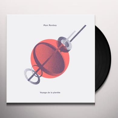 Marc Romboy VOYAGE DE LA PLANETE Vinyl Record