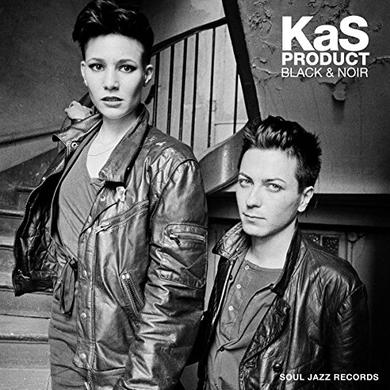 Kas Product BLACK & NOIR Vinyl Record - Digital Download Included