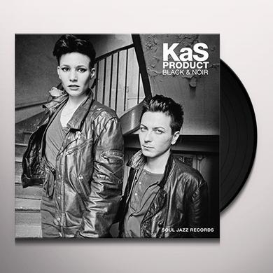 Kas Product BLACK & NOIR Vinyl Record