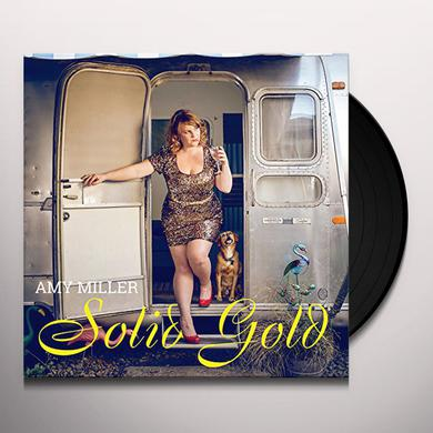 Amy Miller SOLID GOLD Vinyl Record