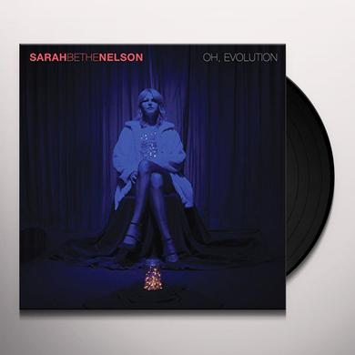 Sarah Bethe Nelson OH EVOLUTION Vinyl Record