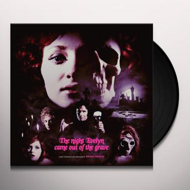 Bruno Nicolai NIGHT EVELYN CAME OUT OF THE GRAVE /O.S.T. Vinyl Record