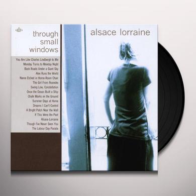 Alsace Lorraine THROUGH SMALL WINDOWS Vinyl Record