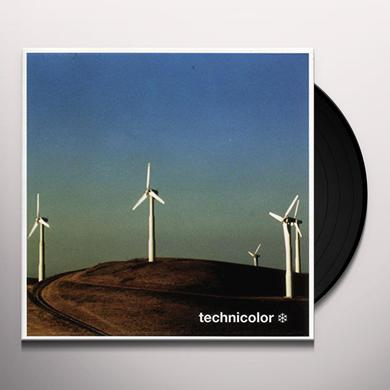 Technicolor NORMAL CONTROL RANGE: BLISS OUT 16 Vinyl Record