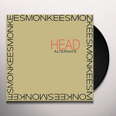 Monkees HEAD ALTERNATE Vinyl Record